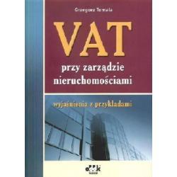 VAT przy zarządzie nieruchomościami - Wyjaśnien