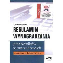 Regulamin wynagradzania pracowników samorządowyc
