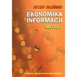 Ekonomika informacji. Metody