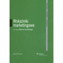 Wskaźniki marketingowe  r.2008