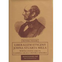 Liberalizm etyczny Johna Stuarta Milla - Współcz