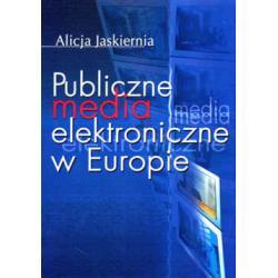 Publiczne media elektroniczne w Europie  r.2006