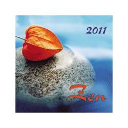 Kalendarz 2011. Zen.  r.2010