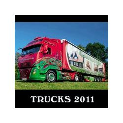 Kalendarz 2011. Trucks.  r.2010