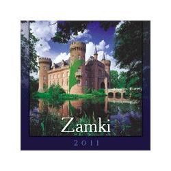 Kalendarz 2011. Zamki.  r.2010