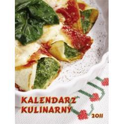 Kalendarz 2011. Kulinarny.  r.2010