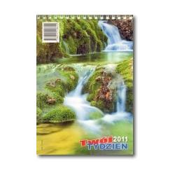 Kalendarz. Twój tydzień 2011.  r.2010