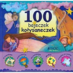 100 bajeczek kołysaneczek - Przygodowe. Podróżn