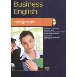 Business English. Management  + CD. - Współczesn