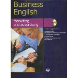Business English. Marketing and advertising + CD.