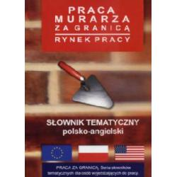 Praca murarza za granicą rynek pracy Słownik tem