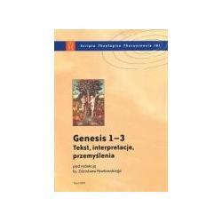 Genesis 1-3 - Tekst, interpretacje, przemyślenia