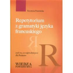 Repetytorium z gramatyki języka francuskiego