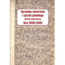 Egzaminy maturalne z języka polskiego  Poziom pod