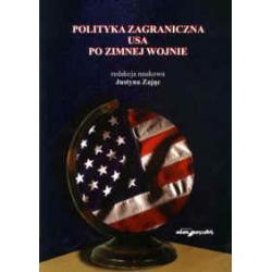 Polityka zagraniczna  USA po Zimnej Wojnie  r.2005
