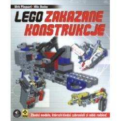 Lego  Zakazane konstrukcje  r.2009