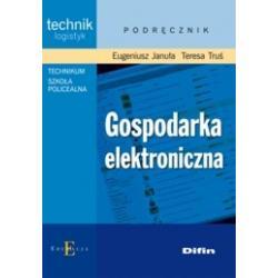 Gospodarka elektroniczna - Podręcznik r.2010