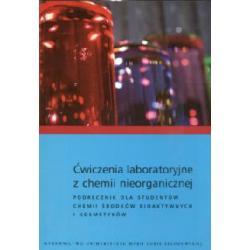 Ćwiczenia laboratoryjne z chemii nieorganicznej