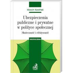 Ubezpieczenia publiczne i prywatne w polityce spo