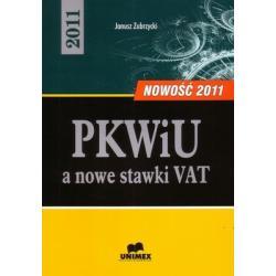 PKWiU a nowe stawki VAT 2011 - Nowość 2011 r.201