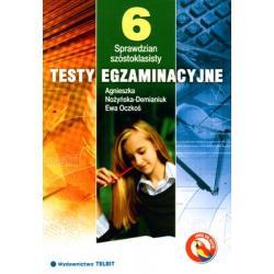 SPRAWDZIAN 6-KLASISTY TESTY EGZAMINACYJNE AGNIESZK