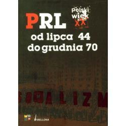 PRL OD LIPCA 44 DO GRUDNIA 70 POLSKI WIEK XX OPRAC