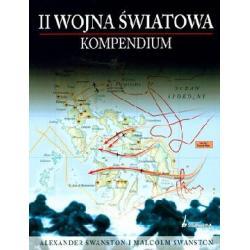 II WOJNA ŚWIATOWA KOMPENDIUM ALEXANDER SWANSTON,