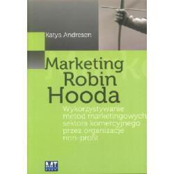 Marketing Robin Hooda  r.2007