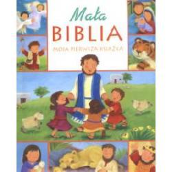 Mała Biblia Moja pierwsza książka  r.2008