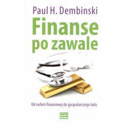 0 Finanse po zawale Od euforii finansowej do gospo