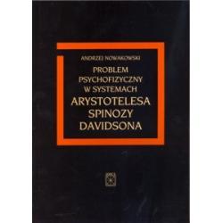 0 Problem psychofizyczny w systemach Arystotelesa,