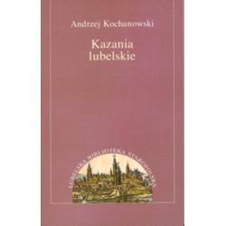 0 Kazania lubelskie  Andrzej Kochanowski