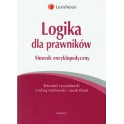 0 Logika dla prawników Słownik encyklopedyczny