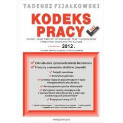 0 Kodeks pracy Ustawy, nowe przepisy, teksty ujedn