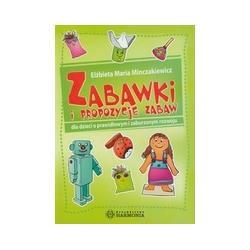 0 Zabawki i propozycje zabaw dla dzieci o prawidło