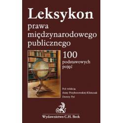0 Leksykon prawa międzynarodowego publicznego 100