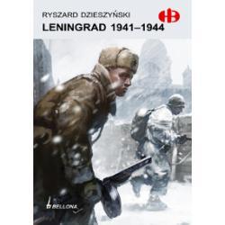 0 Leningrad 1941-1944 Ryszard Dzieszyński