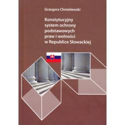 0 Konstytucyjny system ochrony podstawowych praw i
