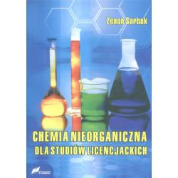 0 Chemia Nieorganiczna dla studiów licencjackich Z