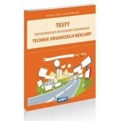 0 Technik organizacji reklamy. Testy przygotowując