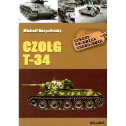 3 CZOŁG T-34  MICHAIŁ BARYATINSKY