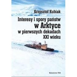 0 Interesy i spory państw w Arktyce w pierwszych d