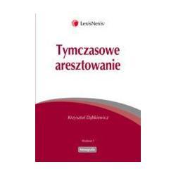 0 Tymczasowe aresztowanie Krzysztof Dąbkiewicz Lex