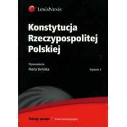 0 Konstytucja rzeczypospolitej polskiej ze schemat