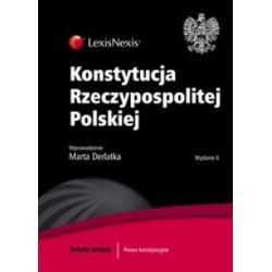 0 Konstytucja rzeczypospolitej polskiej wyd.6