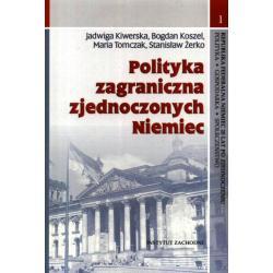 0 Polityka zagraniczna zjednoczonych Niemiec