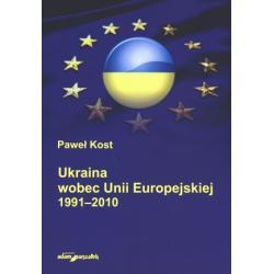 0 Ukraina wobec Unii Europejskiej 1991-2010