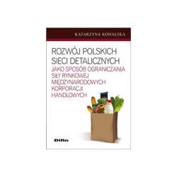 0 Rozwój polskich sieci detalicznych jako sposób o