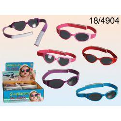 Ciemne okulary dziecięce