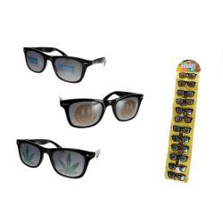 Okulary z wzorami